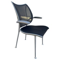 Humanscale Liberty Side Chair by Niels Diffrient