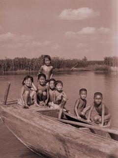 Village Portrait: Children of the Water
