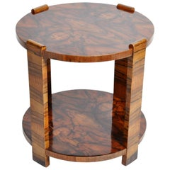 Hungarian Art Deco Side Table