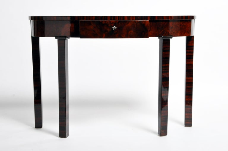 Hungarian Console Table with Drawer For Sale 5