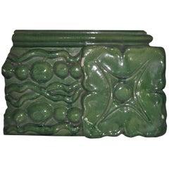 Hungarian Glaze Stove Tile