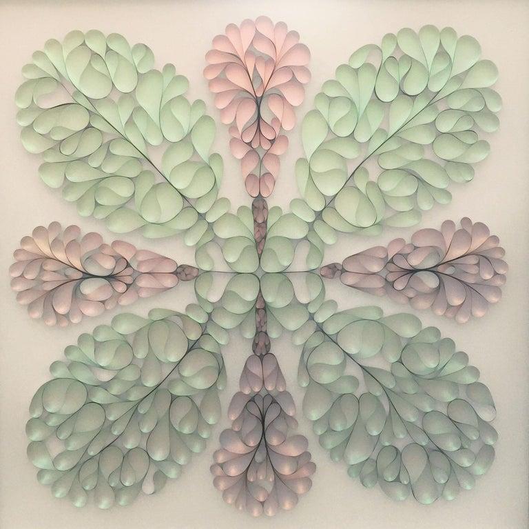 Icarus 3.1 - Mixed Media Art by Hunt Rettig