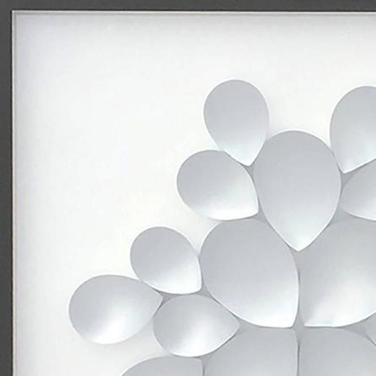 Spot Target - Abstract Mixed Media Art by Hunt Rettig