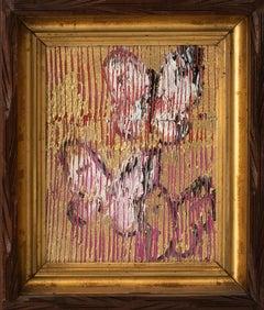 3 Butterflies (Pink)