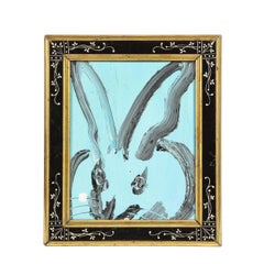 CRO3655 - Bunny Painting
