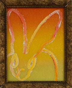 Diamond Dust Ombre Bunny