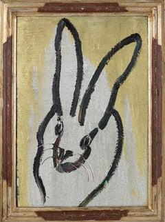 Gold & Silver Bunny