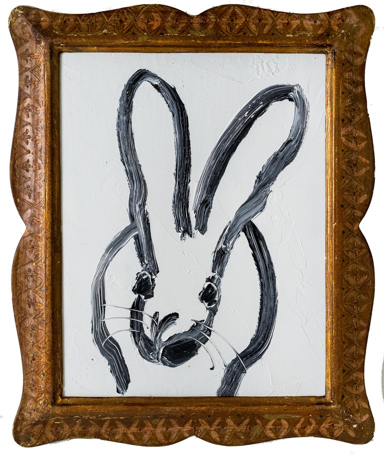 Hunt Slonem Animal Painting - Jean