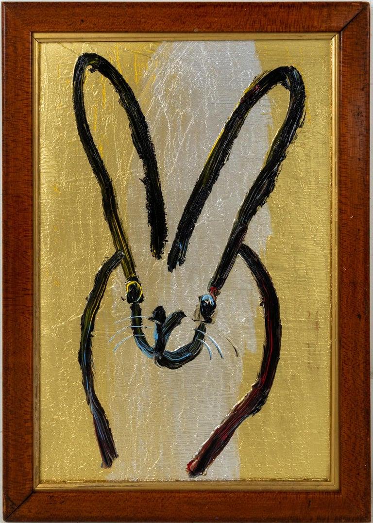 Hunt Slonem Animal Painting - June