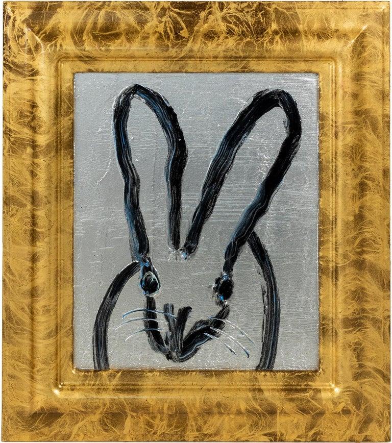Hunt Slonem Animal Painting - Marlyne