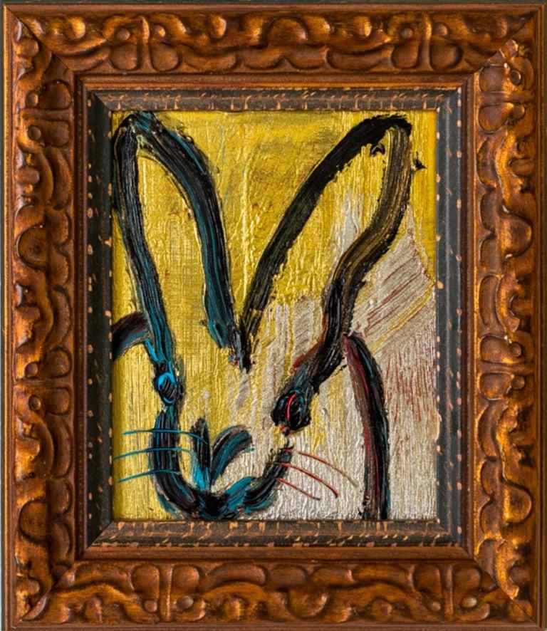 Hunt Slonem Animal Painting - Maria