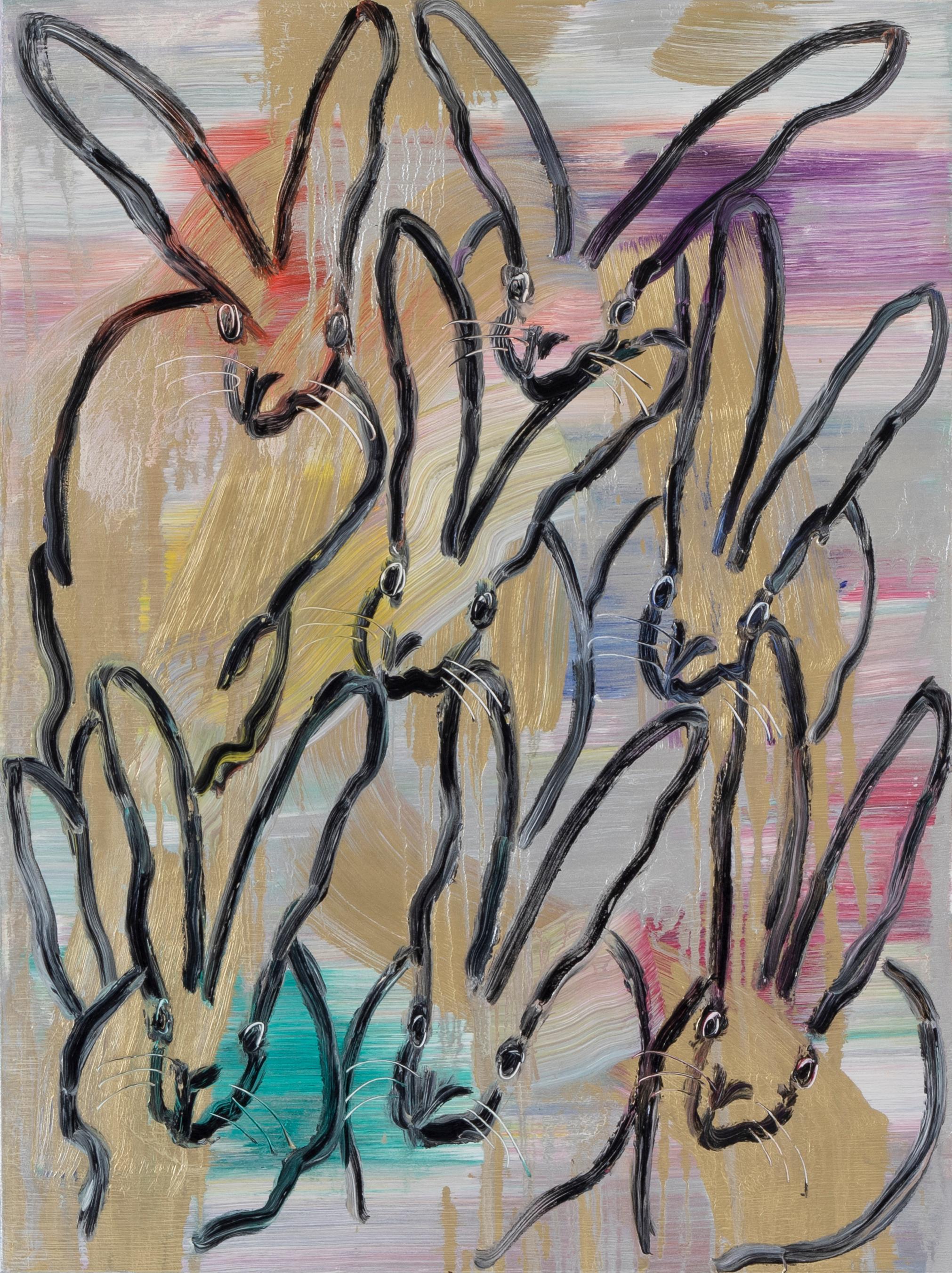 Hunt Slonem Art - 403 For Sale at 1stdibs