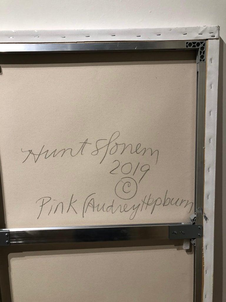 Pink Audrey Hepburn 6