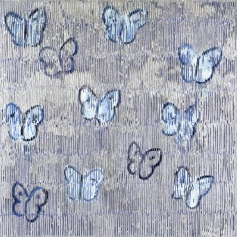 Hunt Slonem Animal Painting - Plata