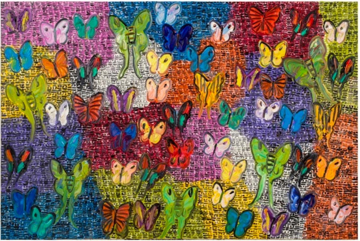 Purple Guardians & Butterflies (CSR0902)