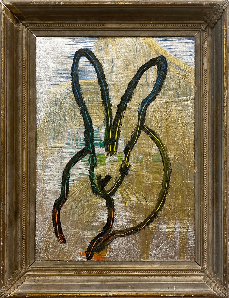 Scored - Painting by Hunt Slonem