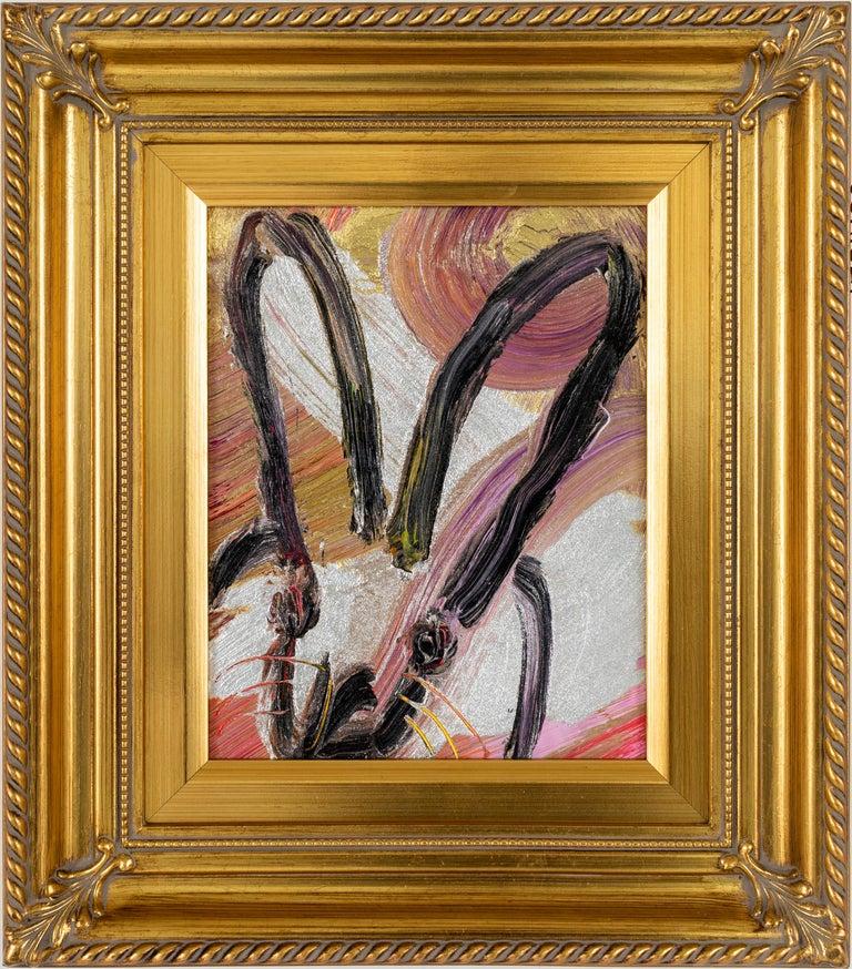 Hunt Slonem Animal Painting - Silverado