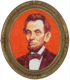 Striped Pres. Lincoln