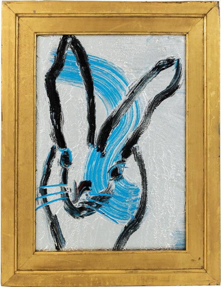 Hunt Slonem Animal Painting - Tim