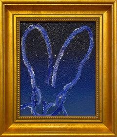 Untitled (Blue Diamond Bunny)