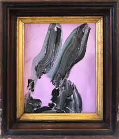 Untitled (Bunny on Purple)