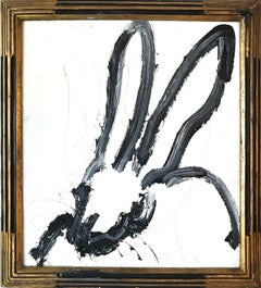 Untitled (Bunny on White)