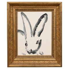 Untitled (Bunny Painting) - CHL 0330
