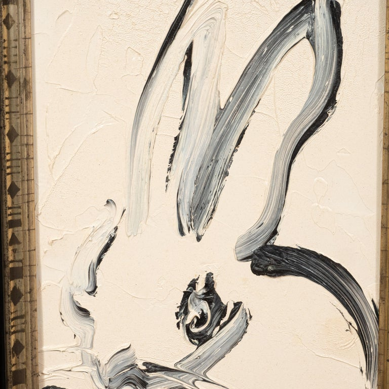 Untitled (Bunny Painting) CKS0134 For Sale 1