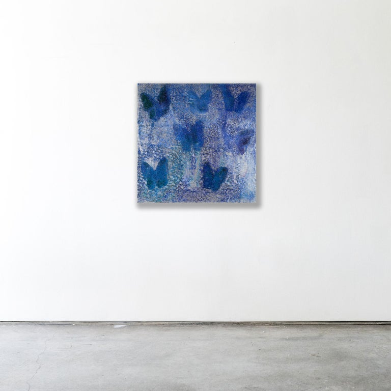 UNTITLED - Contemporary Painting by Hunt Slonem