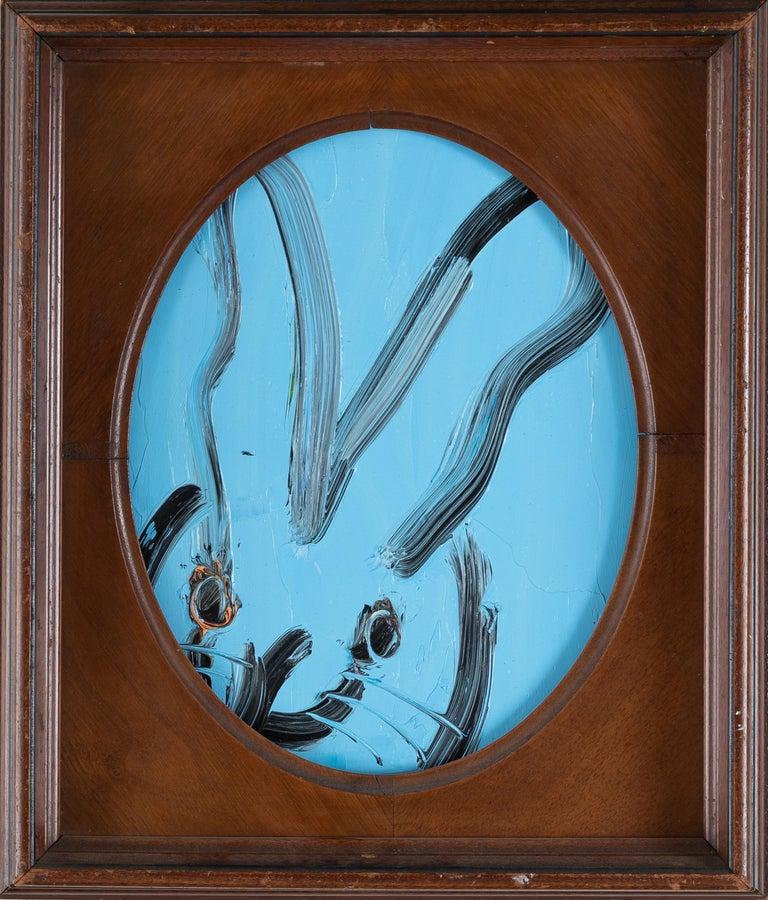 Hunt Slonem Animal Painting - Untitled