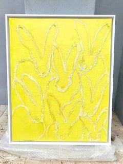 Yellow Diamond Dust Bunnies