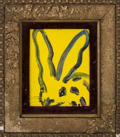 Yellow Spotted Bunny