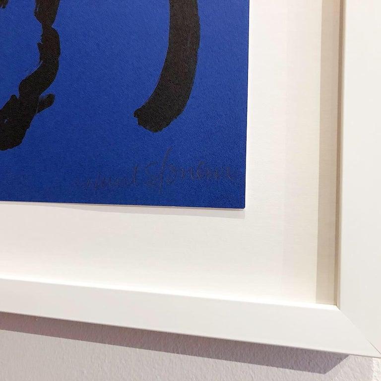 Blue Bunnies - Print by Hunt Slonem