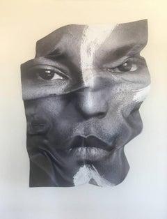 Pharrell 'wall sculpture'