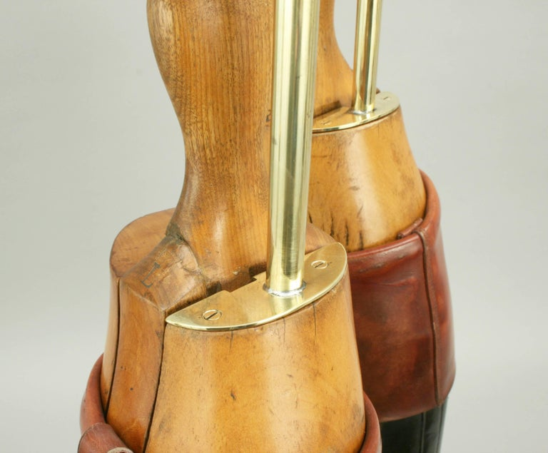 Hunting Boot Lamps For Sale 1