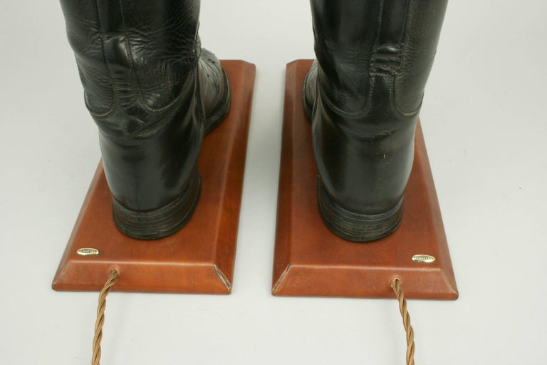 Hunting Boot Lamps For Sale 2