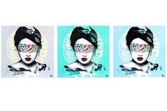 Halo (triptych)