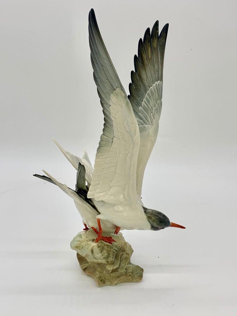 Hutschenreuther Porcelain Birds, 19th Century In Good Condition For Sale In Munich, DE