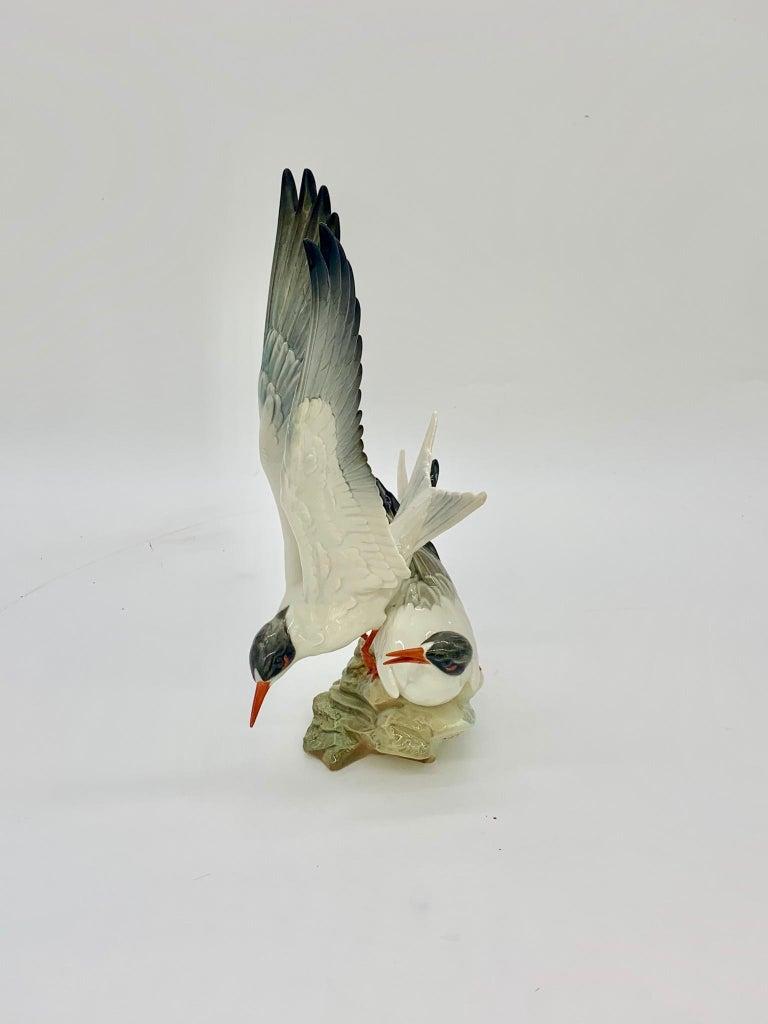 Hutschenreuther Porcelain Birds, 19th Century For Sale 1