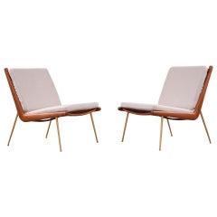 Hvidt & Mølgaard Boomerang Chairs