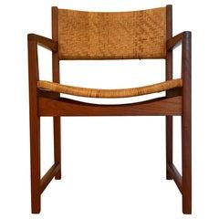 Hvidt & Molgaard Occasional Teak Chair