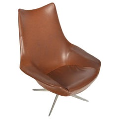 H.W. Klein Pirouette Swivel Lounge Chair
