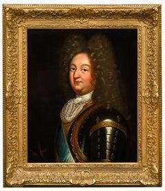 Louis XIV's portrait