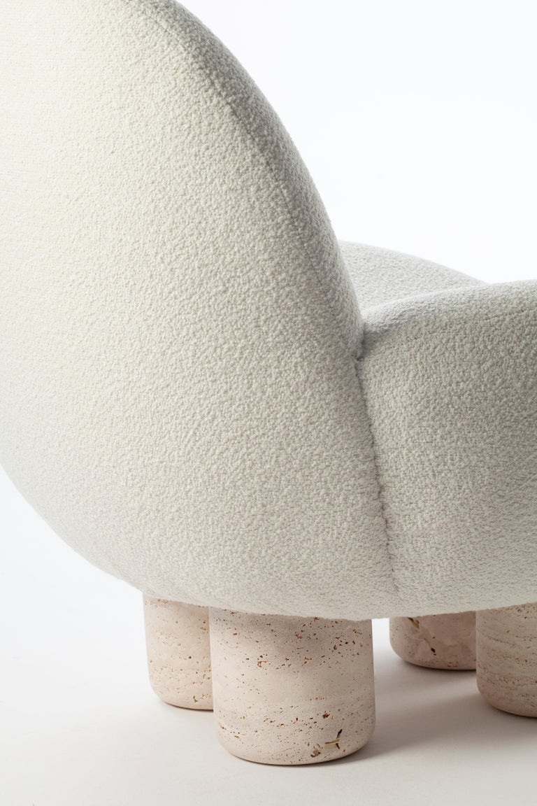 Hygge Armchair by Collector For Sale 6