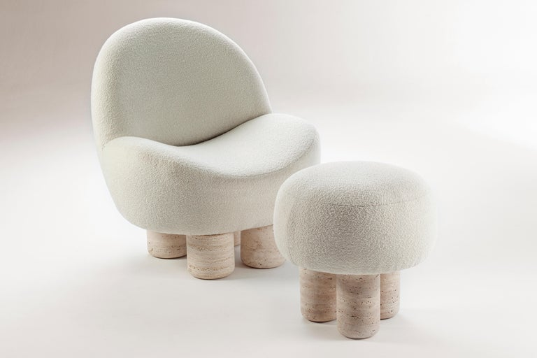 Hygge Armchair by Collector For Sale 7