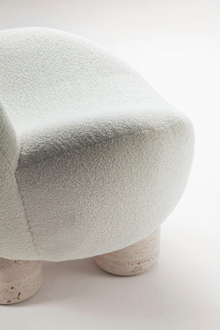Contemporary Hygge Armchair by Collector For Sale