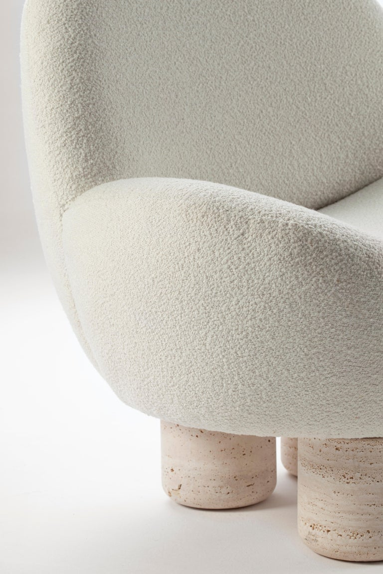 Hygge Armchair by Collector For Sale 2