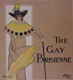 The Gay Parisienne - Lithograph (Les Maîtres de l'Affiche), 1897
