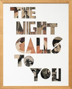 The Night Calls To You (White)