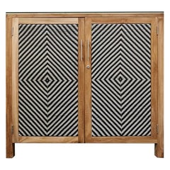 Hypnosis Outdoor Sideboard In Fine Sanded Teak